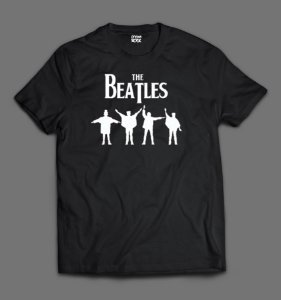 Camiseta - The Beatles