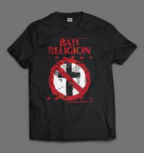 Bad Religion Cruz