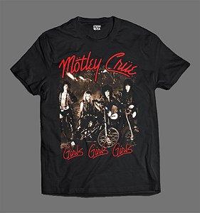 Camiseta - Motley Crue