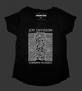 Camiseta - Bata Feminina - Joy Division