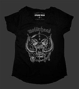 Camiseta - Bata Feminina - Motorhead