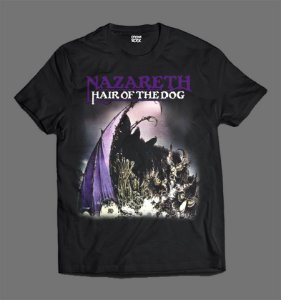 Camiseta - Nazareth - Hair of the Dog