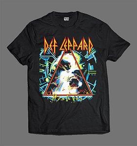 Camiseta - Def Leppard