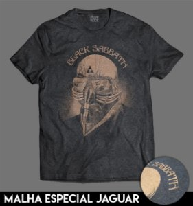 Camiseta Especial - Black Sabbath - Tour