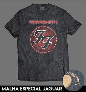 Camiseta Especial - Foo Fighters
