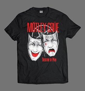 Camiseta - Motley Crue - Teathre of Pain