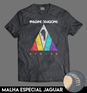 Camiseta - Especial - Imagine Dragons