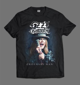 Camiseta - Ozzy Osbourne - Ordinary Man