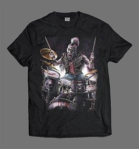 Camiseta - Punk - Bateria