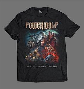 Camiseta - Powerwolf