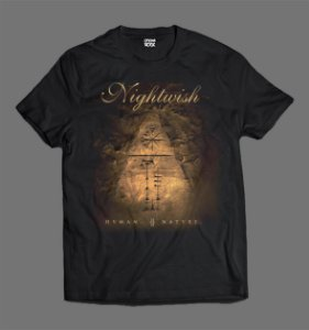 Camiseta - Nightwish - Human Nature