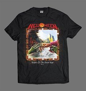 Camiseta - Helloween - Keeper of the Seven Keys - Part 2