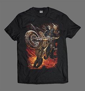 Camiseta - Motorcycle Reaper