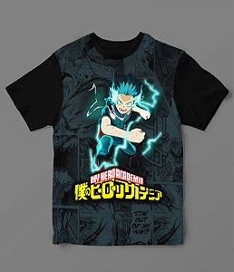 Camiseta - My Hero Academia - Midoriya - Full Power