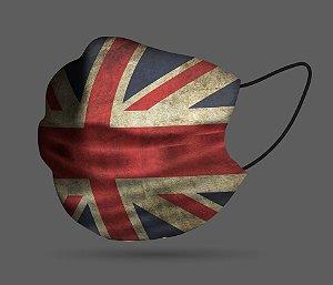 Máscara de Proteção - Inglaterra