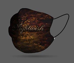 Máscara de Proteção - Nightwish