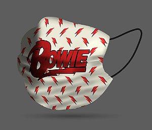 Máscara de Proteção - David Bowie