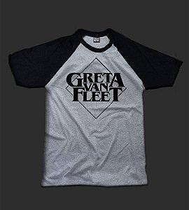 Camiseta Raglan - Greta Van Fleet