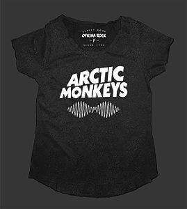Camiseta - Bata Feminina Especial - Arctic Monkeys