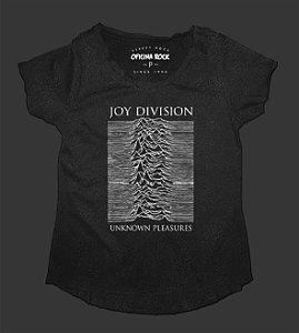 Camiseta - Bata Feminina Especial - Joy Division