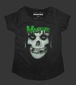 Camiseta - Bata Feminina Especial - Misfits
