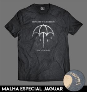 Camiseta - Bring Me The Horizon - That's The Spirit - Especial