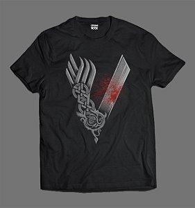 Camiseta - Vikings - Logo
