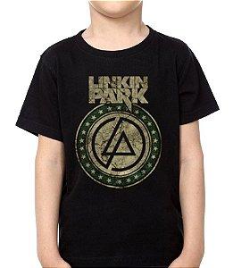 Camiseta - Infantil - Linkin Park