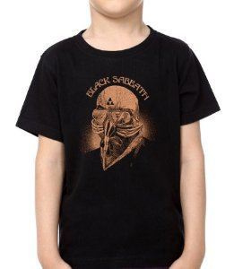 Camiseta - Infantil - Black Sabbath Tour