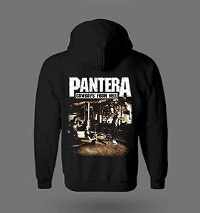 Moletom - Pantera Cowboys From Hell