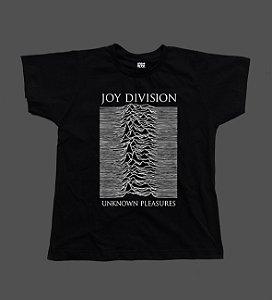 Camiseta - Babylook - Joy Division