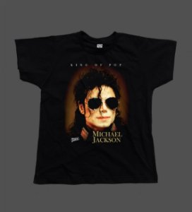 Camiseta - Babylook - Michael