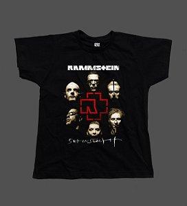 Camiseta - Babylook - Rammstein