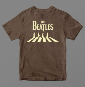 Camiseta - The Beatles - Abbey Road - Especial