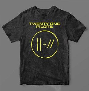 Camiseta - Twenty One Pilots - Especial