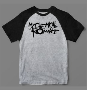 Camiseta - My Chemical Romance
