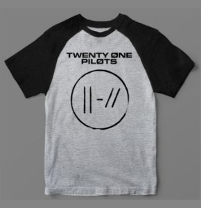 Camiseta - Twenty One Pilots - Trench