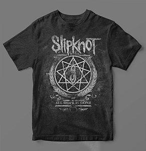 Camiseta - Slipknot - All Hope is Gone - Especial