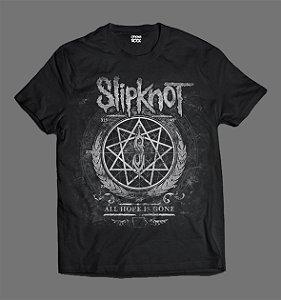 Camiseta - Slipknot - All Hope Is Gone