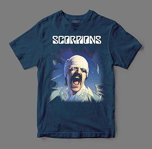 Camiseta Oficial - Scorpions - Blackout
