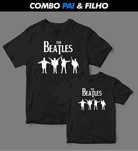 Combo Pai & Filho - The Beatles