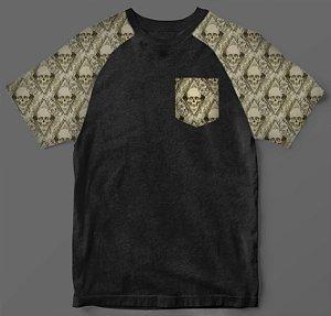 Camiseta - Casual - Skull