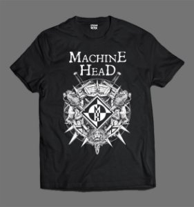Camiseta - Machine Head