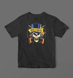 Babylook - Especial - Guns n Roses - Skull
