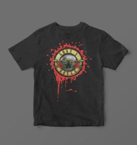 Babylook - Especial - Guns n Roses - Blood