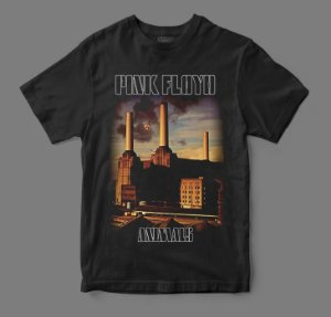 Camiseta Oficial - Pink Floyd - Animals