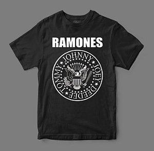 Camiseta Oficial - Ramones