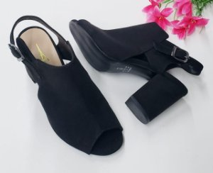 Ankleboot Nobook Black Salto 7 cm