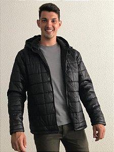 Jaqueta Masculina Preta