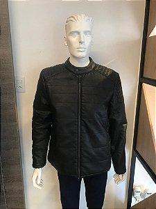 Jaqueta Masculina Em Material  Sintético